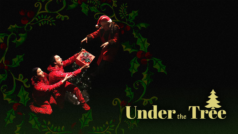 Under the Tree banner
