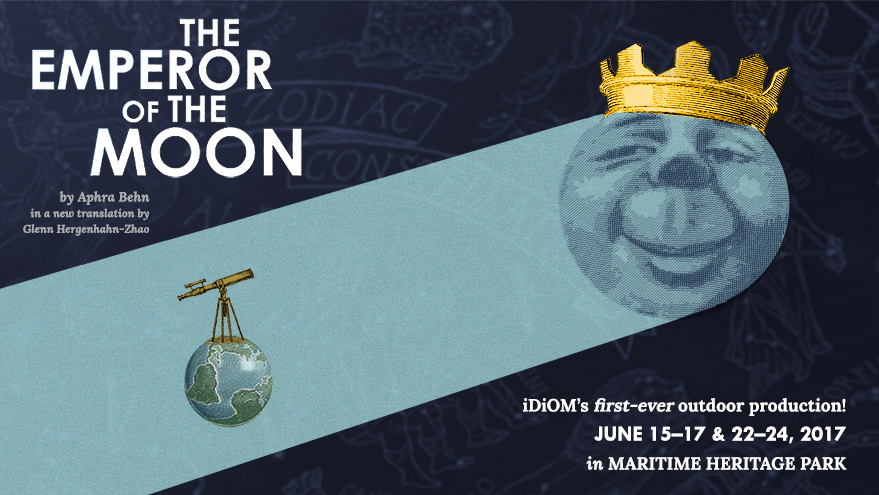 The Emperor of the Moon banner